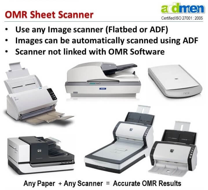 How to Scan OMR Sheets